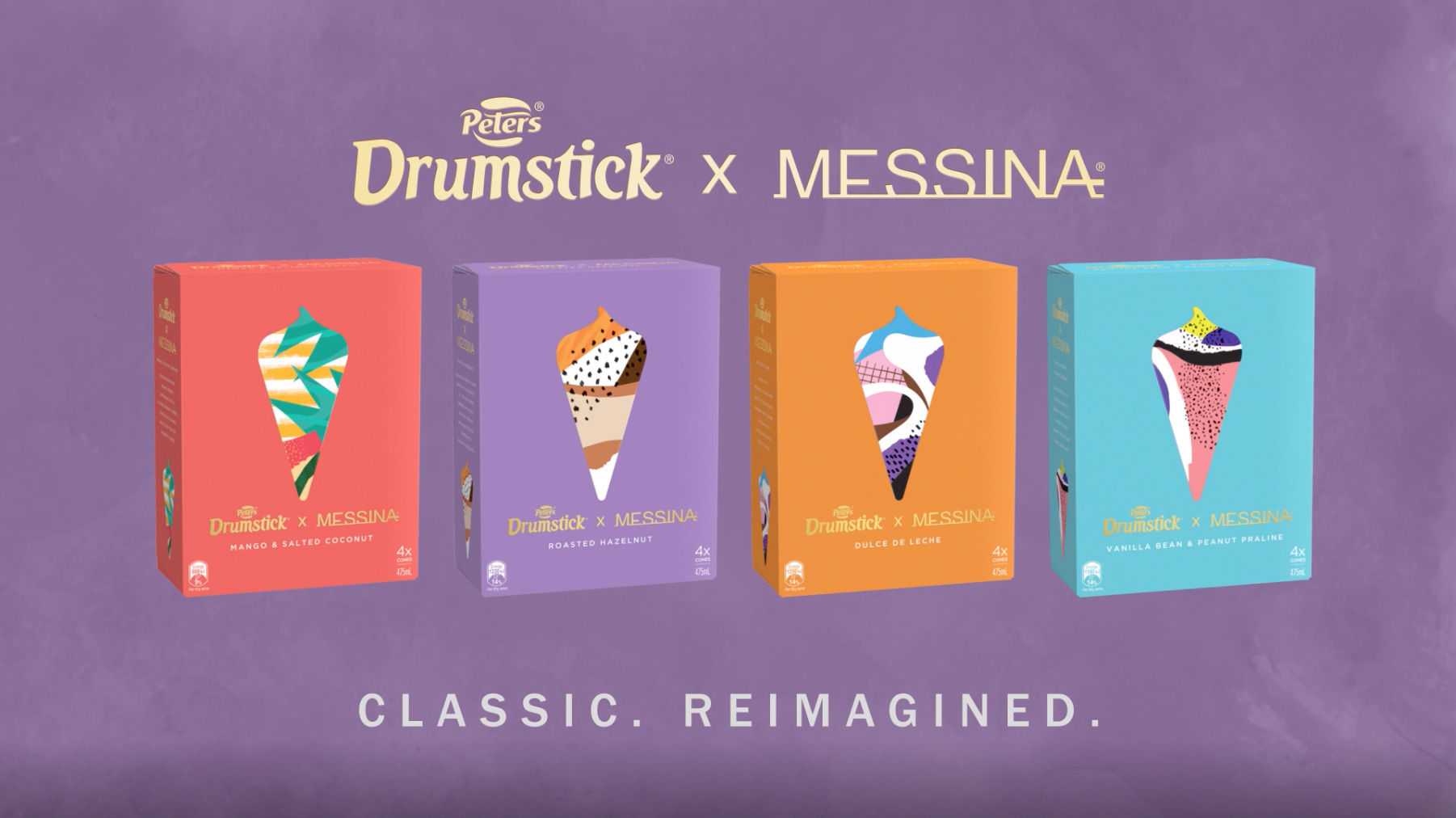 Drumstick and Messina Products